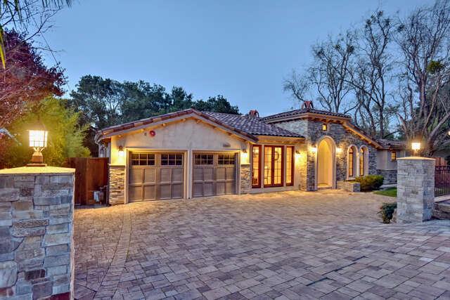 Single Family for Sale at 18645 Allendale Ave Saratoga, California 95070 United States