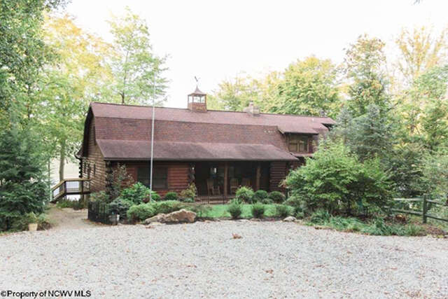 Single Family for Sale at 340 Morgan Hill Road Morgantown, West Virginia 26508 United States