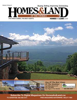 HOMES & LAND Magazine Cover. Vol. 33, Issue 06, Page 66.
