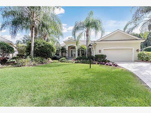 Single Family for Sale at 7659 Heathfield Court University Park, Florida 34201 United States