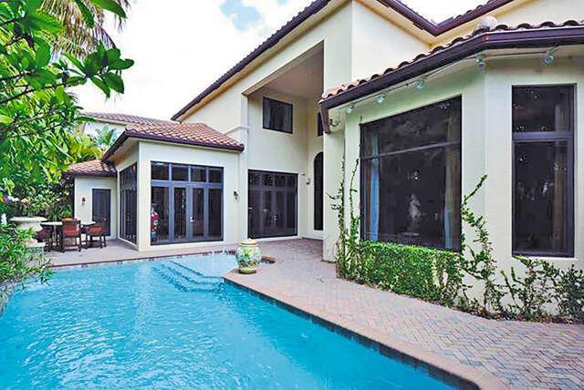Single Family for Sale at 9540 Bridgebrook Drive Boca Raton, Florida 33496 United States