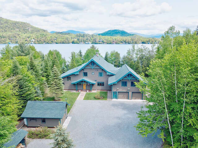 Single Family for Sale at 49 Sand Point Way Lake Placid, New York 12946 United States