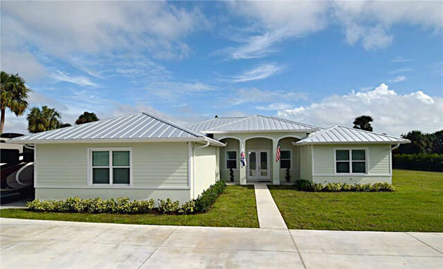 Single Family for Sale at 1231 NE Sunrise Terrace Jensen Beach, Florida 34957 United States