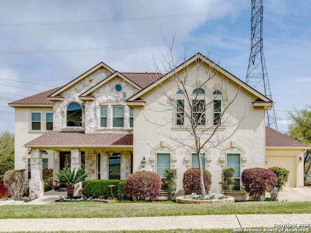 Single Family for Sale at 414 Pueblo Pintado Helotes, Texas 78023 United States
