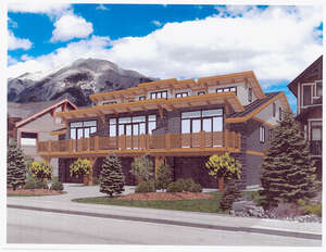 Featured Property in Canmore, AB T1W 2L8