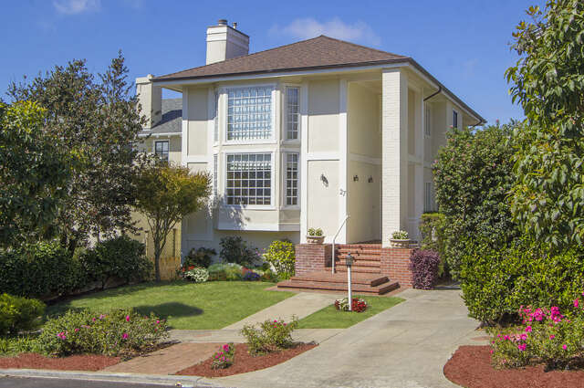 Single Family for Sale at 27 Santa Monica Way San Francisco, California 94127 United States
