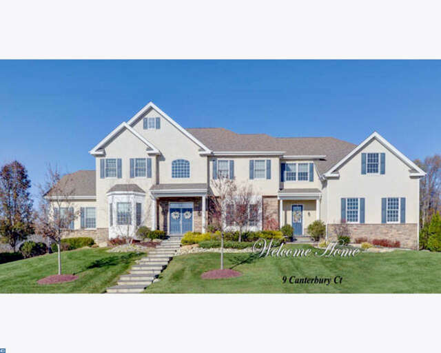 Single Family for Sale at 9 Canterbury Court Columbus, New Jersey 08022 United States