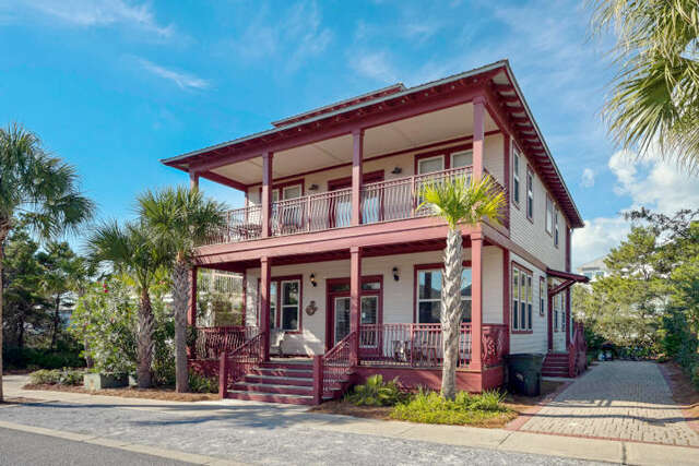 Additional photo for property listing at 41 E Blue Crab Loop  Inlet Beach, Florida 32461 United States