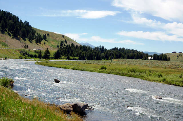 Single Family for Sale at Mile Marker 12 Hwy 287 S Cameron, Montana 59720 United States