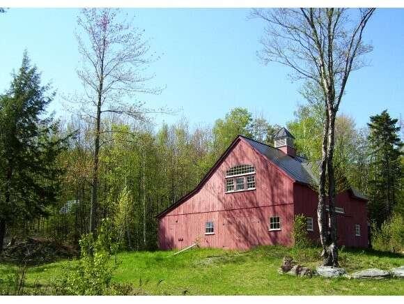 Single Family for Sale at 25 Fletcher Brook Road Stockbridge, Vermont 05772 United States