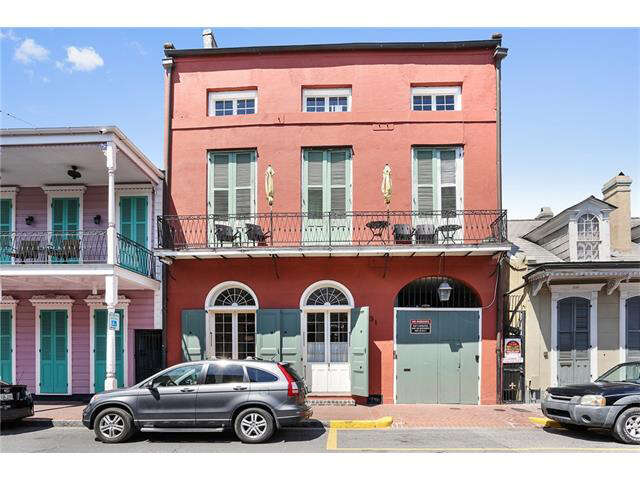 Real Estate for Sale, ListingId:45202611, location: 831 St Peter St. #1 New Orleans 70116