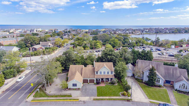 Single Family for Sale at 3 Wyndham Drive Bay Head, New Jersey 08742 United States