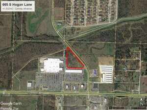 Commercial Property for Sale, ListingId:47887161, location: 665 S Hogan Lane Conway 72034