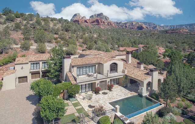 Single Family for Sale at 130 Hidden Meadow Drive Sedona, Arizona 86336 United States