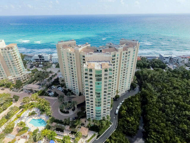 Single Family for Sale at 3740 S Ocean Boulevard 405 Highland Beach, Florida 33487 United States