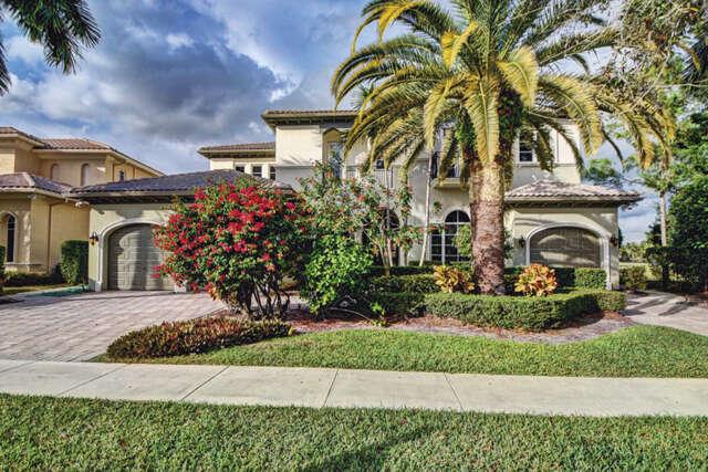 Single Family for Sale at 9597 Bridgebrook Drive Boca Raton, Florida 33496 United States