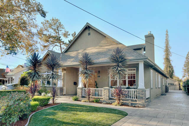 Single Family for Sale at 1061 Franquette Ave San Jose, California 95125 United States