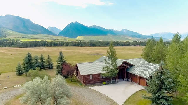 Single Family for Sale at 54 Indian Hill Road Livingston, Montana 59047 United States