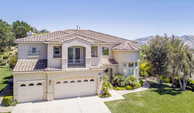 Single Family for Sale at 2190 Rosa Vista Terrace Camarillo, California 93012 United States