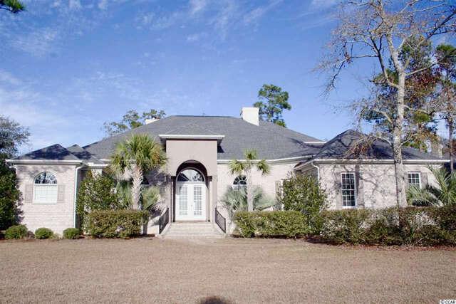 Single Family for Sale at 902 Preservation Circle Pawleys Island, South Carolina 29585 United States