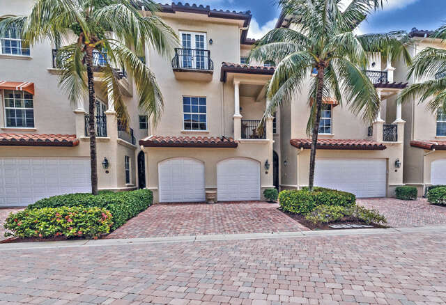 Single Family for Sale at 26 Marina Gardens Drive Palm Beach Gardens, Florida 33410 United States