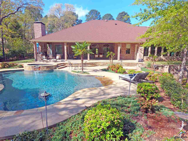 Single Family for Sale at 2050 Stonegate Blvd. Tyler, Texas 75703 United States