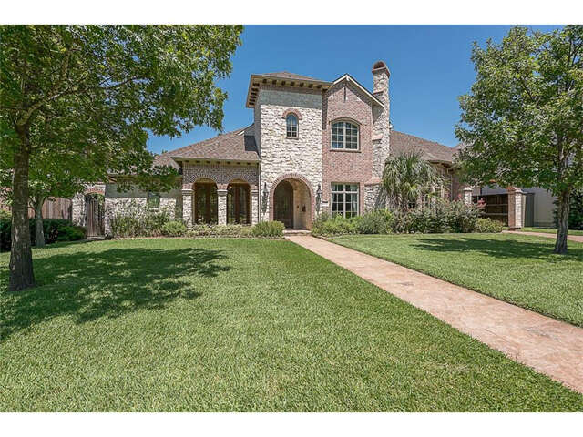 Single Family for Sale at 7721 Bryn Mawr Dr Dallas, Texas 75225 United States