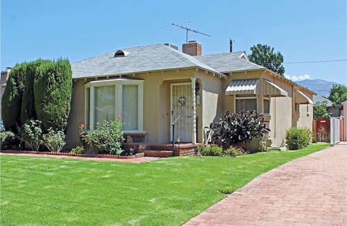 Single Family for Sale at 706 N. Reese Pl Burbank, California 91506 United States