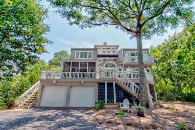 Single Family for Sale at 24 Oyster Row Isle Of Palms, South Carolina 29451 United States