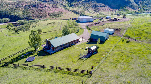 Single Family for Sale at 215 Willow Patch Ln Bellvue, Colorado 80512 United States