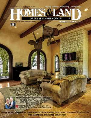 HOMES & LAND Magazine Cover. Vol. 27, Issue 11, Page 16.