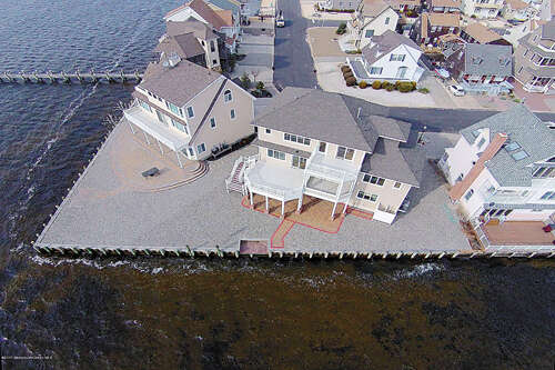 Single Family for Sale at 354 Roberts Avenue South Seaside Park, New Jersey 08752 United States
