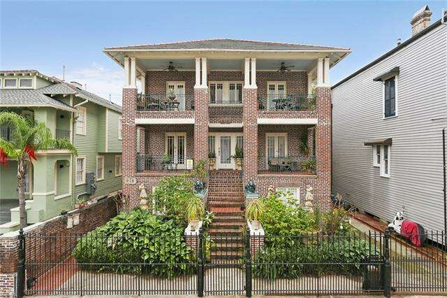 Multi Family for Sale at 918 Dauphine Street New Orleans, Louisiana 70116 United States