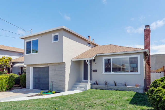 Single Family for Sale at 334 N Idaho St San Mateo, California 94401 United States