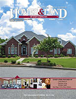 HOMES & LAND Magazine Cover. Vol. 08, Issue 13, Page 10.