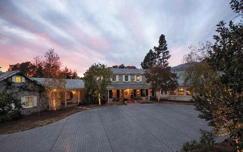 Single Family for Sale at 764 San Ysidro Lane Montecito, California 93108 United States