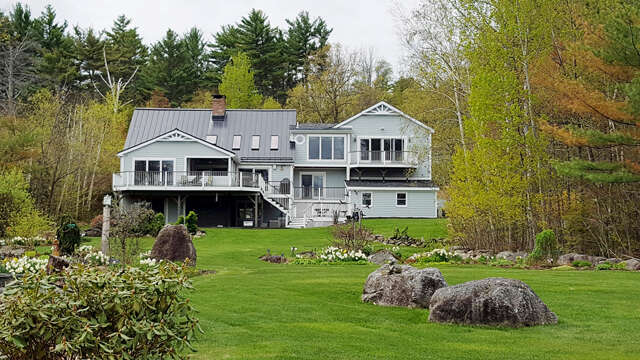 Single Family for Sale at 78 Needle Eye Road Meredith, New Hampshire 03253 United States