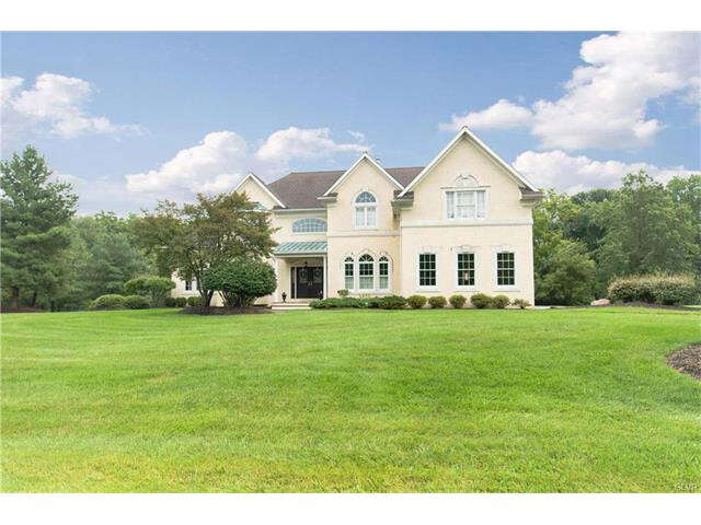 Single Family for Sale at 2065 Majestic Overlook Drive Bethlehem, Pennsylvania 18015 United States
