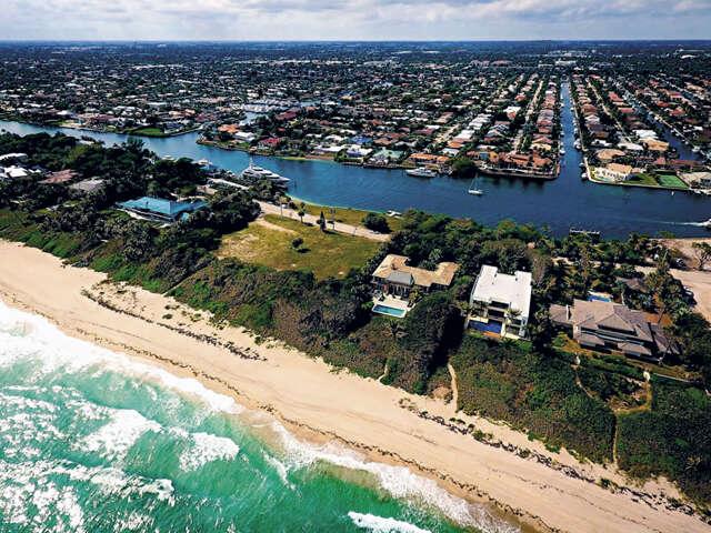 Land for Sale at 1105 Hillsboro Mile Pompano Beach, Florida 33062 United States
