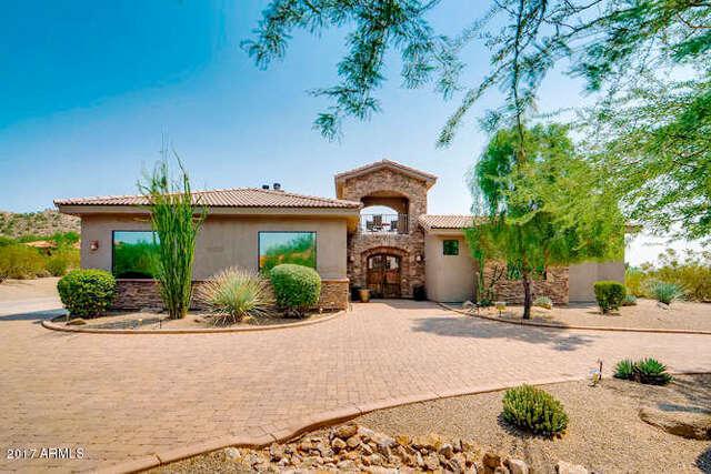Single Family for Sale at 8540 E Mcdowell Road Mesa, Arizona 85207 United States