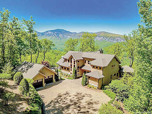 Single Family for Sale at 170 Clear Creek Trail Lake Lure, North Carolina 28746 United States