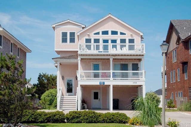 Single Family for Sale at 5012 Virginia Dare Trail Nags Head, North Carolina 27959 United States
