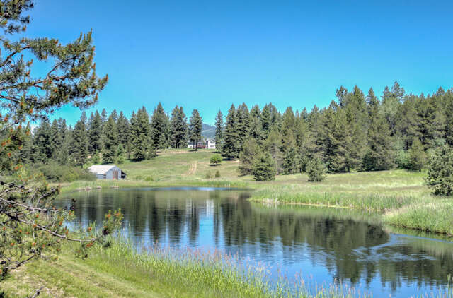 Single Family for Sale at 18491 S Francis Faire Rd Worley, Idaho 83876 United States