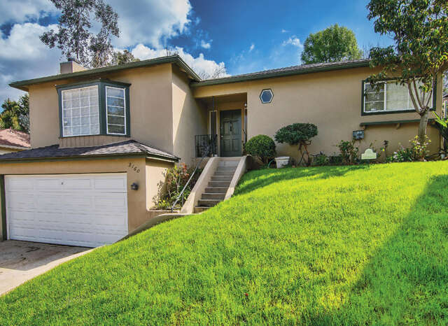 Single Family for Sale at 3160 Barbara Court Los Angeles, California 90068 United States