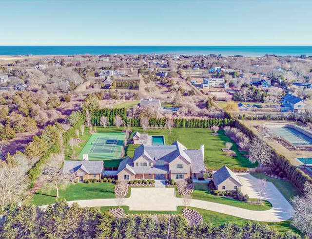 Single Family for Sale at 675 Hedges Lane Sagaponack, New York 11962 United States