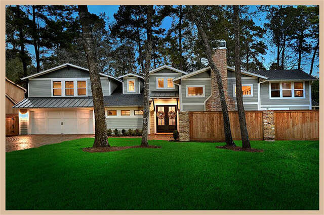 Single Family for Sale at 2714 Timberjack Place Spring, Texas 77380 United States