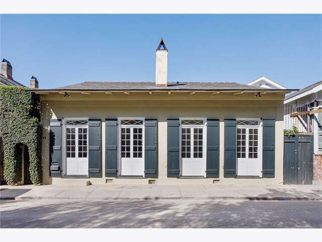 Single Family for Sale at 929 Barracks St. New Orleans, Louisiana 70116 United States
