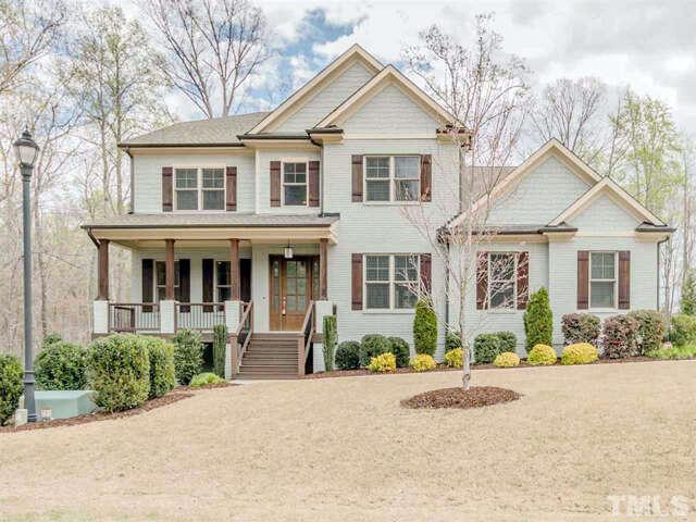 Single Family for Sale at 5101 Doughtymews Lane Fuquay Varina, North Carolina 27526 United States