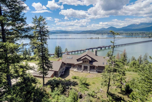 Single Family for Sale at 188 W Eagle Crest Sagle, Idaho 83860 United States