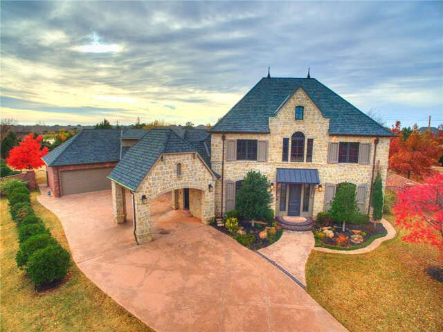 Single Family for Sale at 18601 Wolf Creek Drive Edmond, Oklahoma 73012 United States